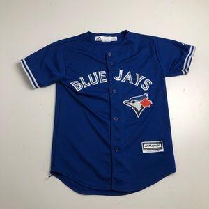 Majestic Toronto Blue Jays Jose Bautista Jersey